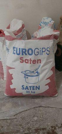Шпаклёвка eurogips saten