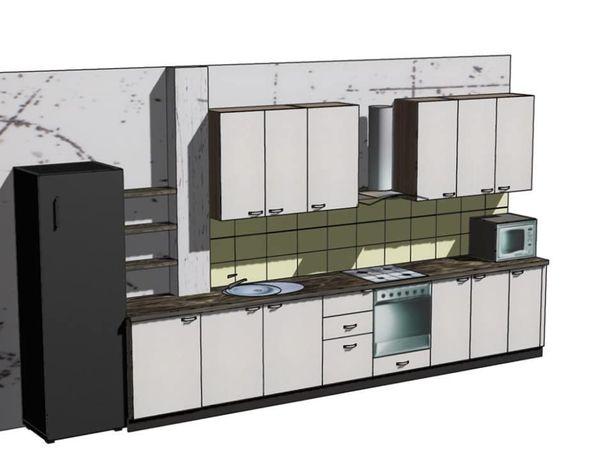 Кухни на заказ. Шкафы-купе, гардеробные и другая мебель.