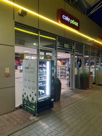 Automat Vendingowy Necta Snaky CBD