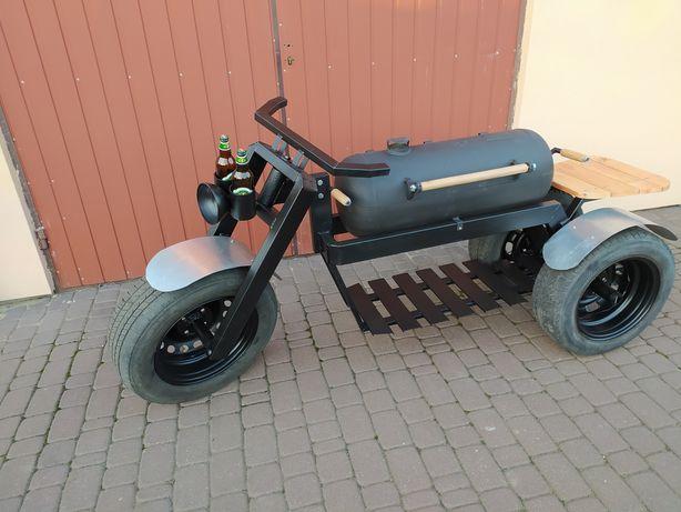 Grill motor gril motocykl lpg