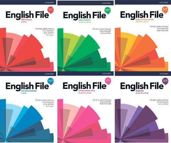 English file 4nd fourth edition