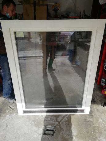 Komplet Okna balkonowe 220x90