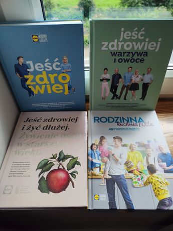 Nowe książki lidla