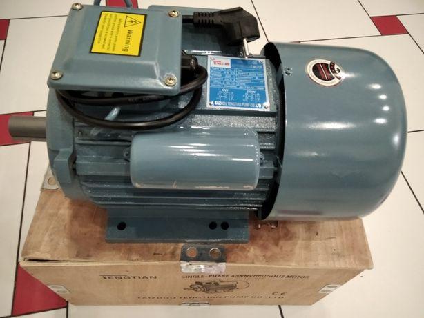 Электродвигатель однофазный 4.8 квт 3000 об 220В новинка!Електродвигун