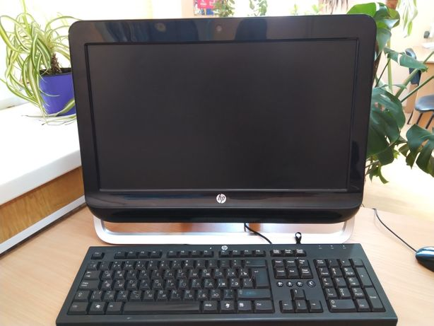 "Компьютер моноблок HP 20"" Intel 4Gb, Intel HD, 160Gb HDD"