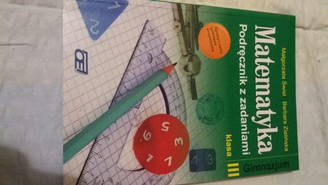 Matematyka. Podręcznik z zadaniami- Małgorzata Świst Barbara Zielińska