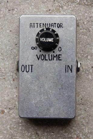 Efekt attenuator - tłumik sygnału