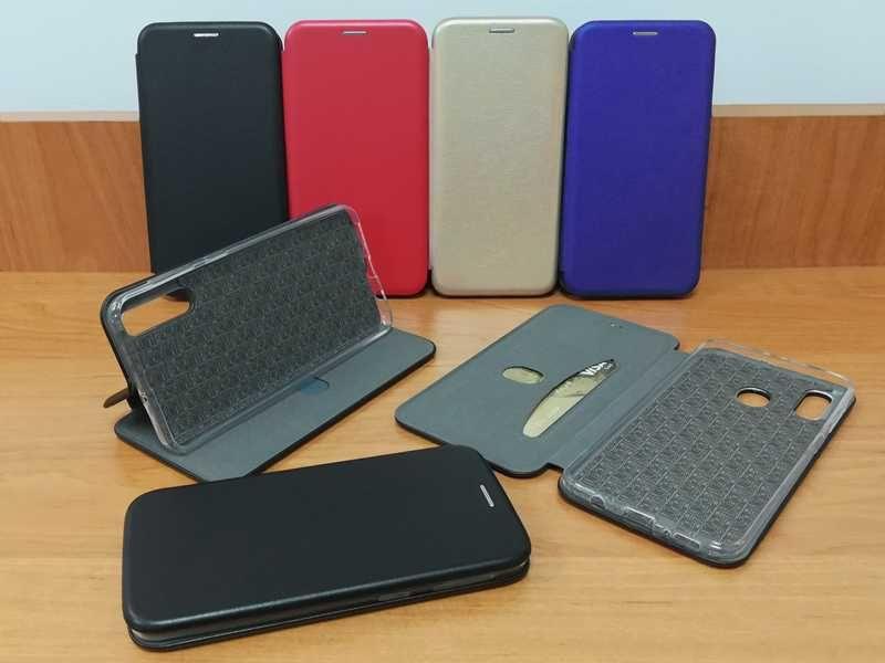 Чехлы-книжки для различных моделей Xiaomi Redmi