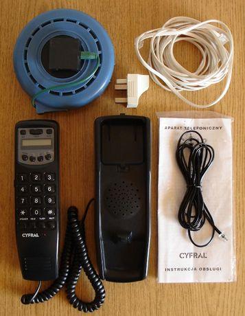 Aparat telefoniczny Cyfral C-812 + gratisy