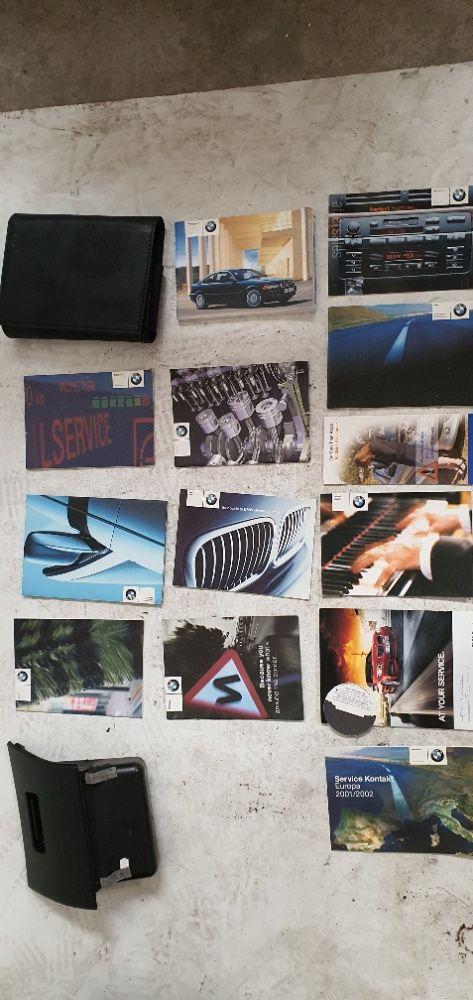 Pack completo Manual de Utilizador BMW E46