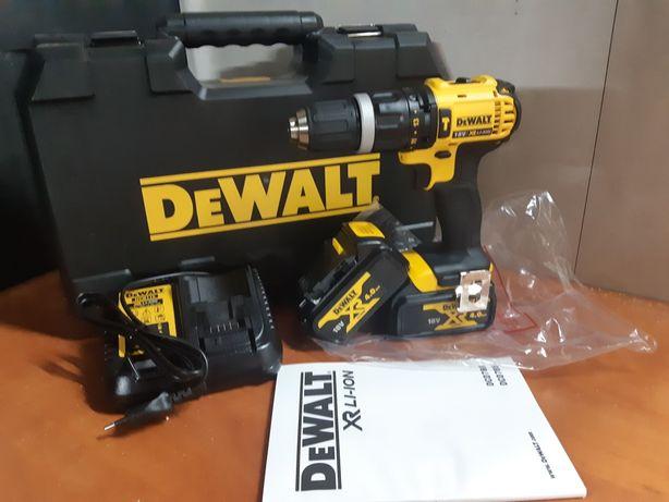 Wkrętarka DeWALT DCD785M2 4,0ah
