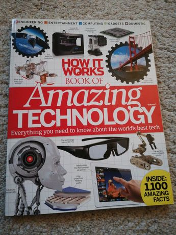 How it Works book of Amazig Technology