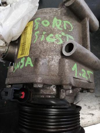 Compressor Ar Condicionado Ford Fiesta 1.25 2011