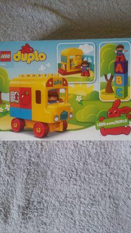 Klocki Lego duplo autobus