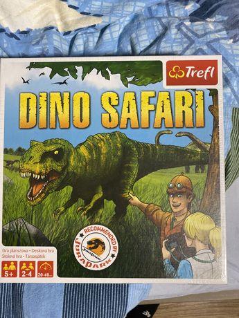 Dino Safari nowa nieotwierana