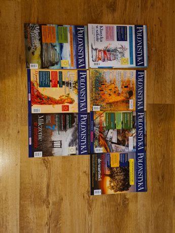 Polonistyka  -  sprzedam wybrane numery czasopisma