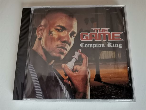 The Game - Compton King /CD/Nowa/Folia