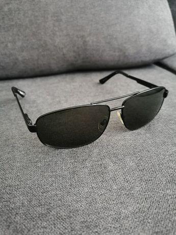 Okulary przeciwsłoneczne Aviator firmy Timberland TB7119,okularki UV