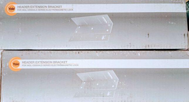 Płyta montażowa typu Z i L do elektrozwory YALE MGL 03000 ALS