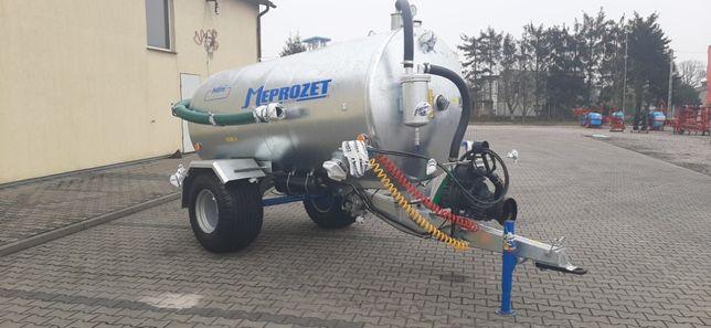 Wóz asenizacyjny beczkowóz beczka 5000 L MEPROZET PN-50 WYSOKI RABAT