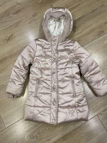 Зимние термо пальто Chicco