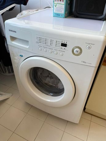 Maquina de lavar roupa Samsung 7.0kg
