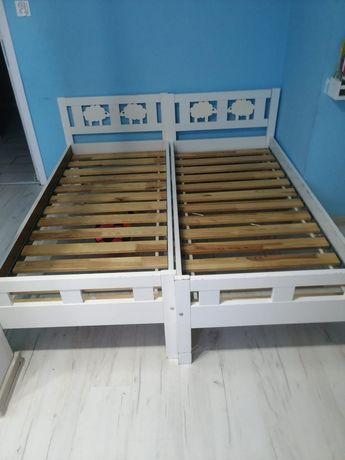 Łóżko dziecięce zakupione w Ikea białe! Kritter!