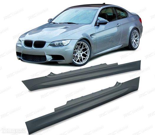 EMBALADEIRAS LATERAIS BMW E92 COUPE / CABRIO / 06-14 PACK M / M3