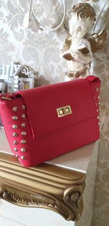 Новая сумочка. Сумка. Красная сумочка