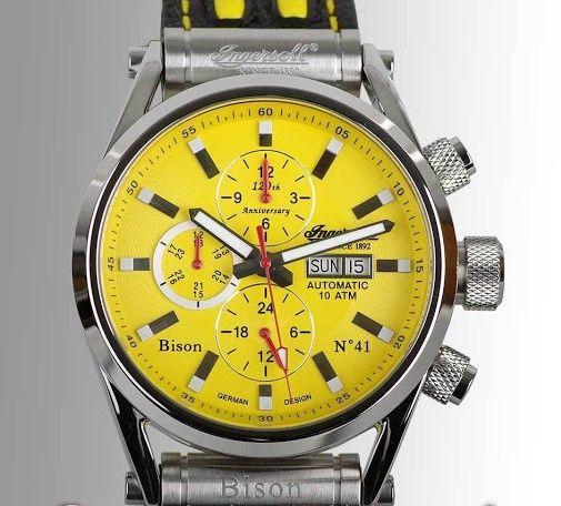 "Часы ""Ingersoll"" Bison N°41, original Germany"