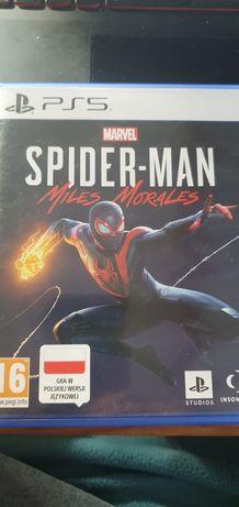 Spider-Man ps5 sprzedaz wymiana