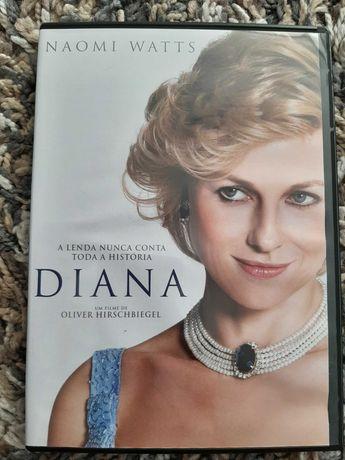 """Filme DVD: """"Diana"""""""