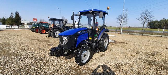 Ciągnik rolniczy Lovol m504 FULL Opcja Klima Pneumatyka Obciążniki