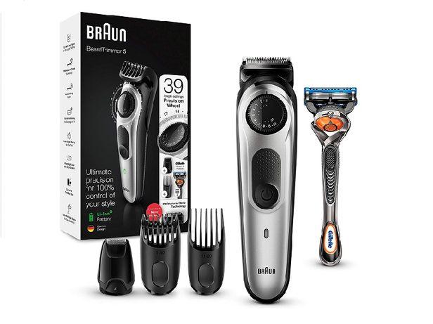 триммер для бороды и триммер для волос Braun BT5265