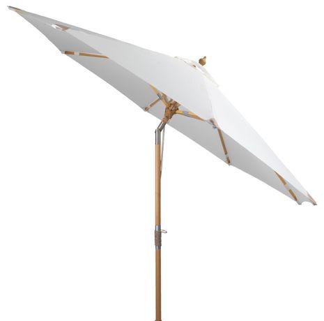 Parasol ogrodowy LEMVIG JYSK Średnica 300cm  off-white