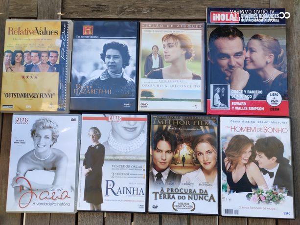 Filmes / Concertos - Ingleses
