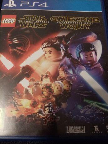 Lego Gwiezdne Wojny Przebudzenie Mocy ps4
