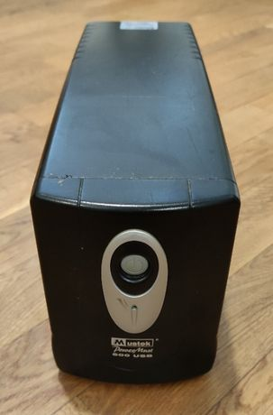Mustek PowerMust 600 USB (98-0CD-UR611)