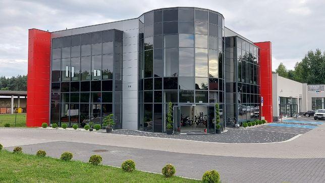 GABINETY LEKARSKIE od 50m do 350 m2 restauracja nowa hala biurowiec