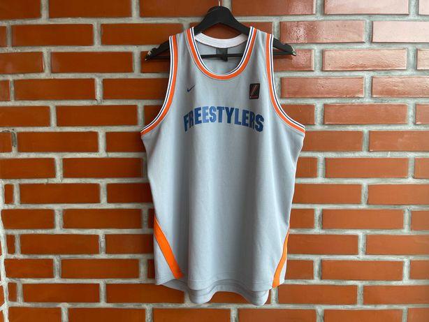 Nike Basketball Vintage оригинал мужская футболка майка размер XL найк
