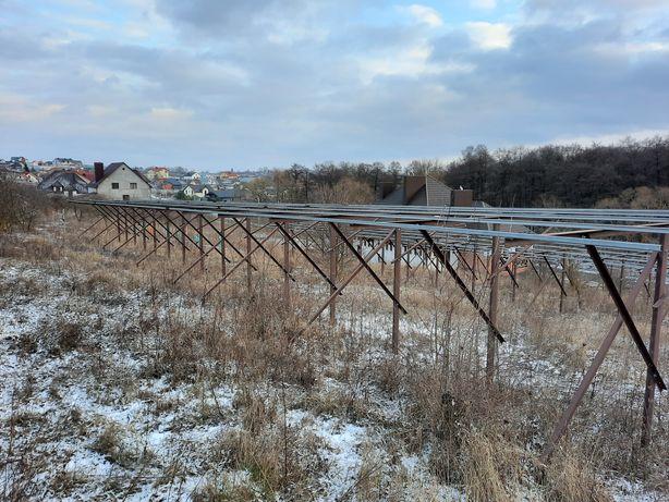 Сонячна електростанція 60кВт