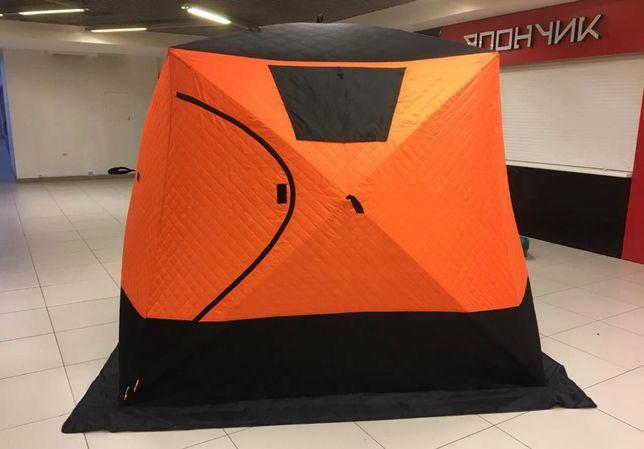 Зимняя палатка куб mimir 2017