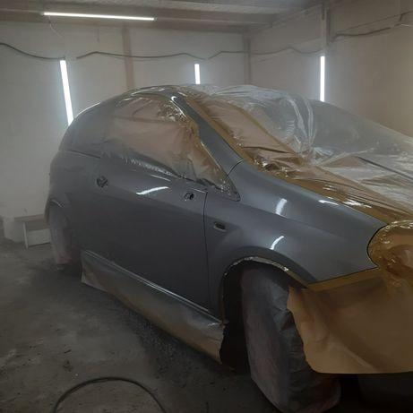 Покраска рихтовка авто ремонт кузова крыла бампера дверей капота порог