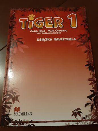 Tiger 1 Książka nauczyciela