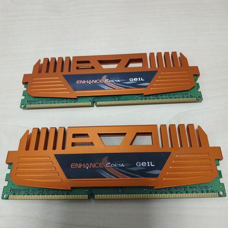 Оперативная память Geil Enhance CORSA 2x2Gb DDR3 1600 (4Gb)