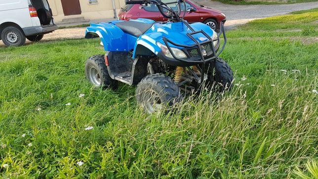 Quad ATV Loncin 110  automat rozrusznik