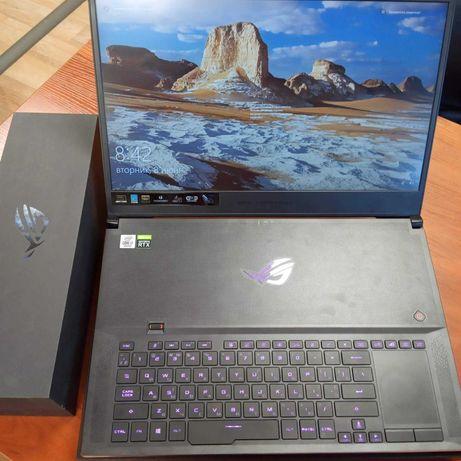 Ноутбук ASUS ROG Zephyrus S GX701GXR