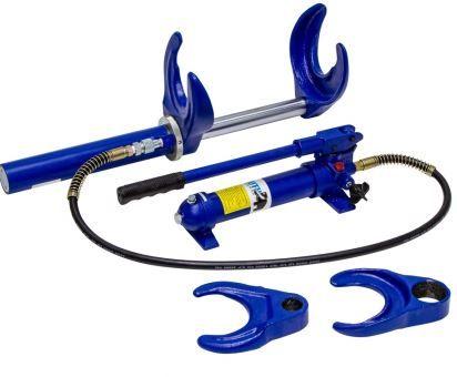 Compressor de molas Hidráulico 1000 Kg Curso: 240 mm