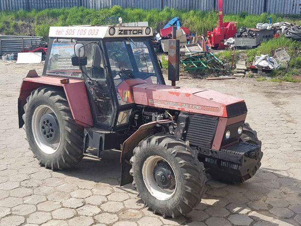 Sprzedam traktor ZETOR 16145, skrzynia 4 biegowa, turbina
