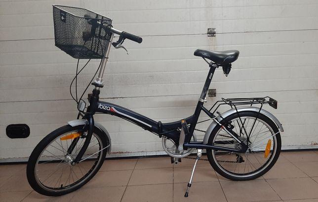 Bicicleta ibiza BH - Dobrável